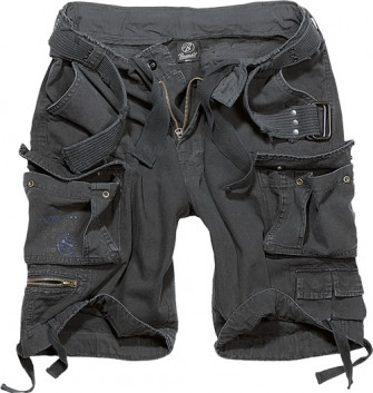 - Savage Shorts Black