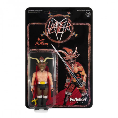 - Slayer ReAction Figure - Minotaur