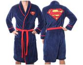 Superman - Logo Bathrobe