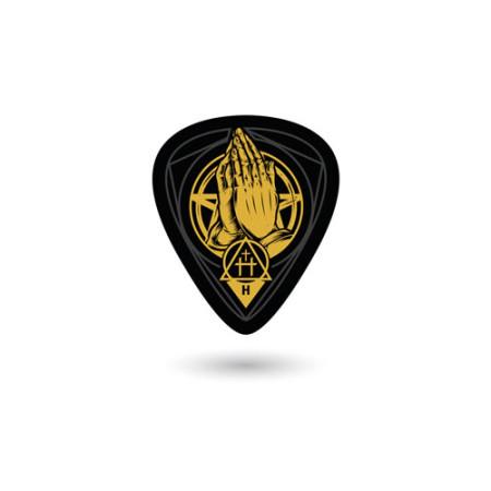 - Hermitage: Guitar Pick 4