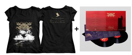 - Infinity (Girlie) Tshirt + 2LP