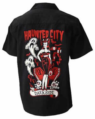 - Haunted City Workshirt
