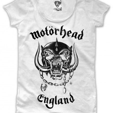 England Vintage (Girlie WHT)