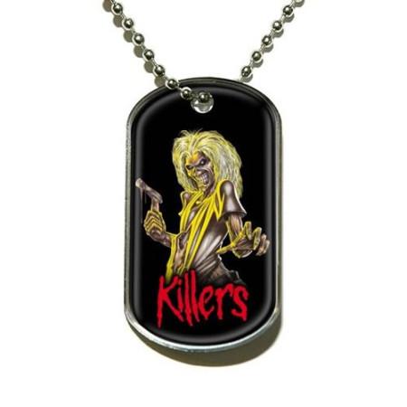 Killers Dog Tag