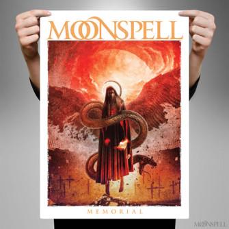 - Memorial (A3 Poster)
