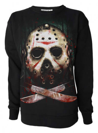 - Jason Friday 13th Sweatshirt