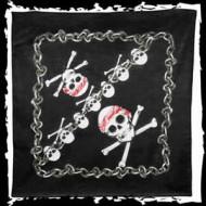 Bandana Skulls & Chains