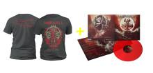 Scorpion Flower Bundle Man (Tshirt + LP)