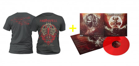 - Scorpion Flower Bundle Man (Tshirt + LP)