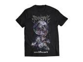 Wolfheart (Tshirt, Vintage Design)