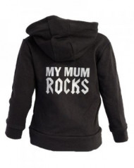 Mum Rocks Kids Hood