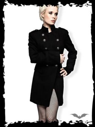 - Black Military Jacket