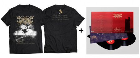 - Infinity Tshirt + 2LP
