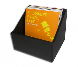 - LP Wood Box black