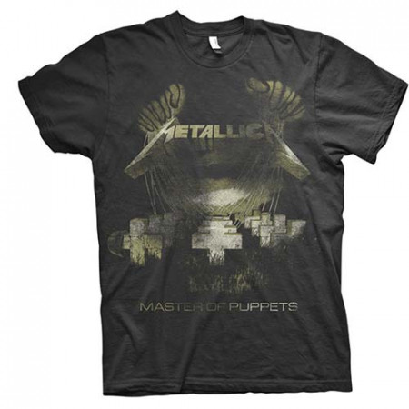 - Master of puppets Distressed