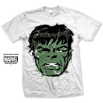 - Hulk - Big Head Distressed