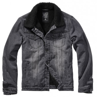 - Sherpa Demin Jacket