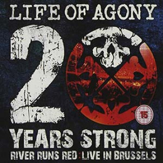 LIFE OF AGONY - 20 Years Strong: River Runs Red Live In Brussels