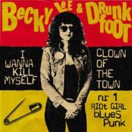 I wanna kill myself   Clown of the town
