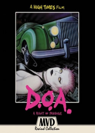 D.O.A - A right of passage
