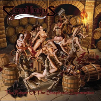CUNNILINGUS - The Return Of The Blasphemic Depravation