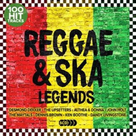 Ultimate Reggae & Ska Legends