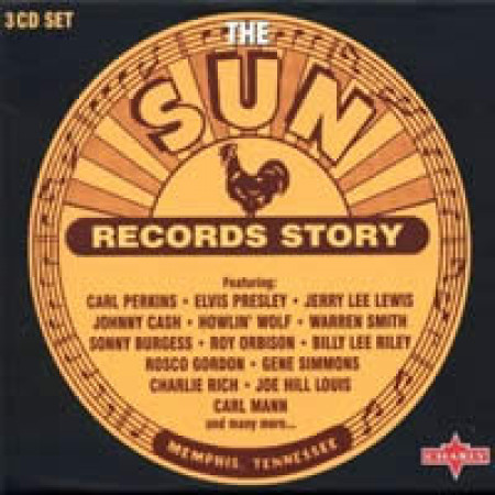Sun Records Story (Box 6LP)