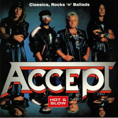 Hot & Slow: Classics Rock N Roll Ballads