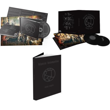 Álbum Negro (CD + 2LP + Livro)