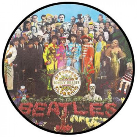 Sgt. Pepper's Lonely Hearts...