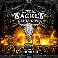 Live at Wacken 2018 - 29 Years louder than hell