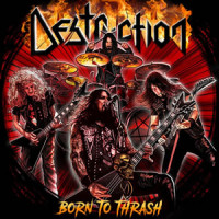 Born to thrash (Live in Germany)