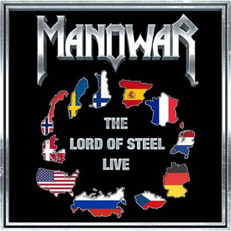 The lord of steel - Live