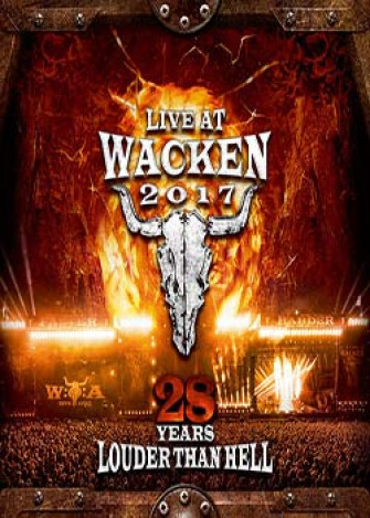 V/A COMPILATION INT - Live at Wacken 2017 - 28 Years louder than hell
