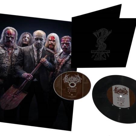 The Arrow Of Satan Is Drawn (+ Vinyl)