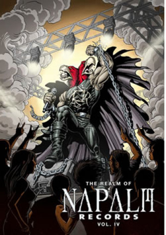 V/A COMPILATION INT - The realm of Napalm Records Vol. IV