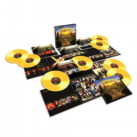The vinyl hoard