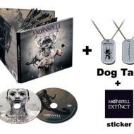 Extinct (CD+DVD) + Dog Tag