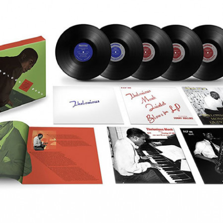 The Complete Prestige 10 - Inch LP Collection