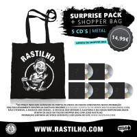 Surprise Pack - 5 CD´s (Metal / Rock / Punk)