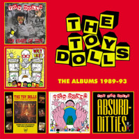 The Albums: 1989-1993