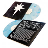 No Plan (Clear/Blue Vinyl)