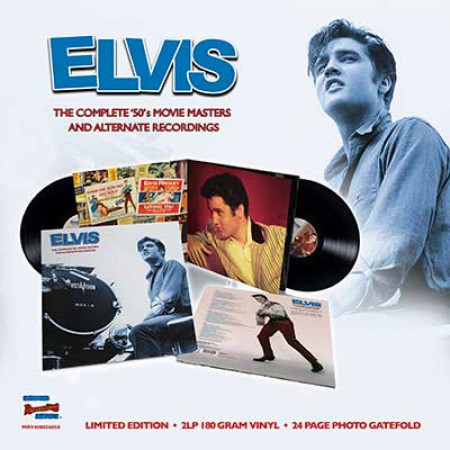 The complete '50s movie masters & alternate recordings