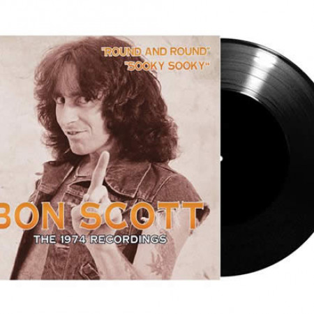 Bon Scott: The 1974 recordings