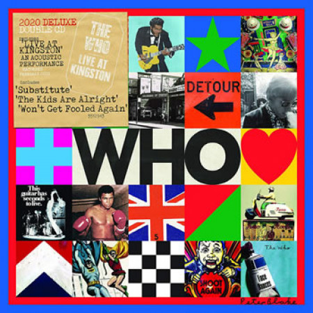 WHO (Vinyl Box)