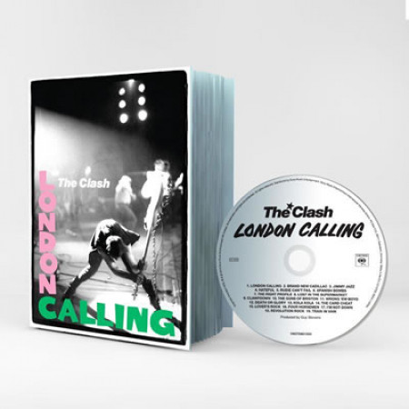 London Calling (Scrapbook)