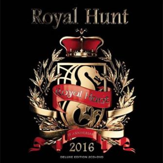 ROYAL HUNT - 2016