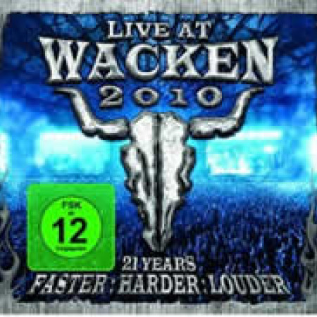 Wacken 2010 - Live At Wacken Open