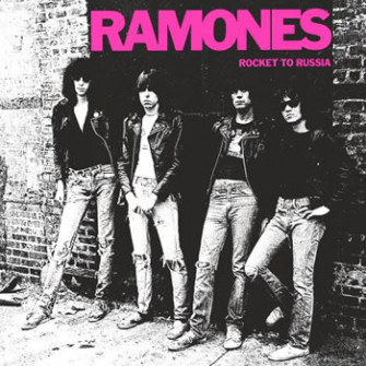 RAMONES (The) - Rocket to Russia