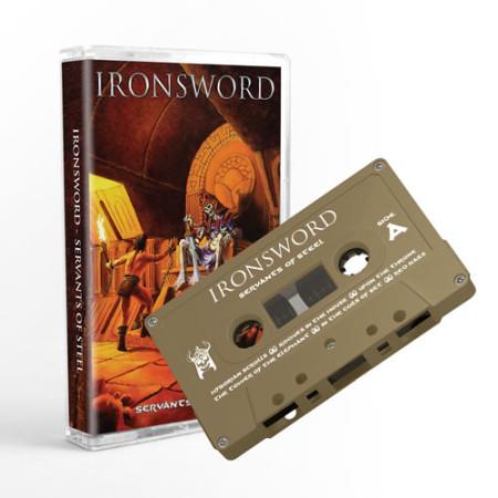 Servants of Steel (Tape)